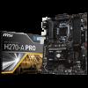 MSI H270-A PRO DDR4 LGA1151