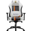 TESORO Real Madrid Gaming Chair (White)